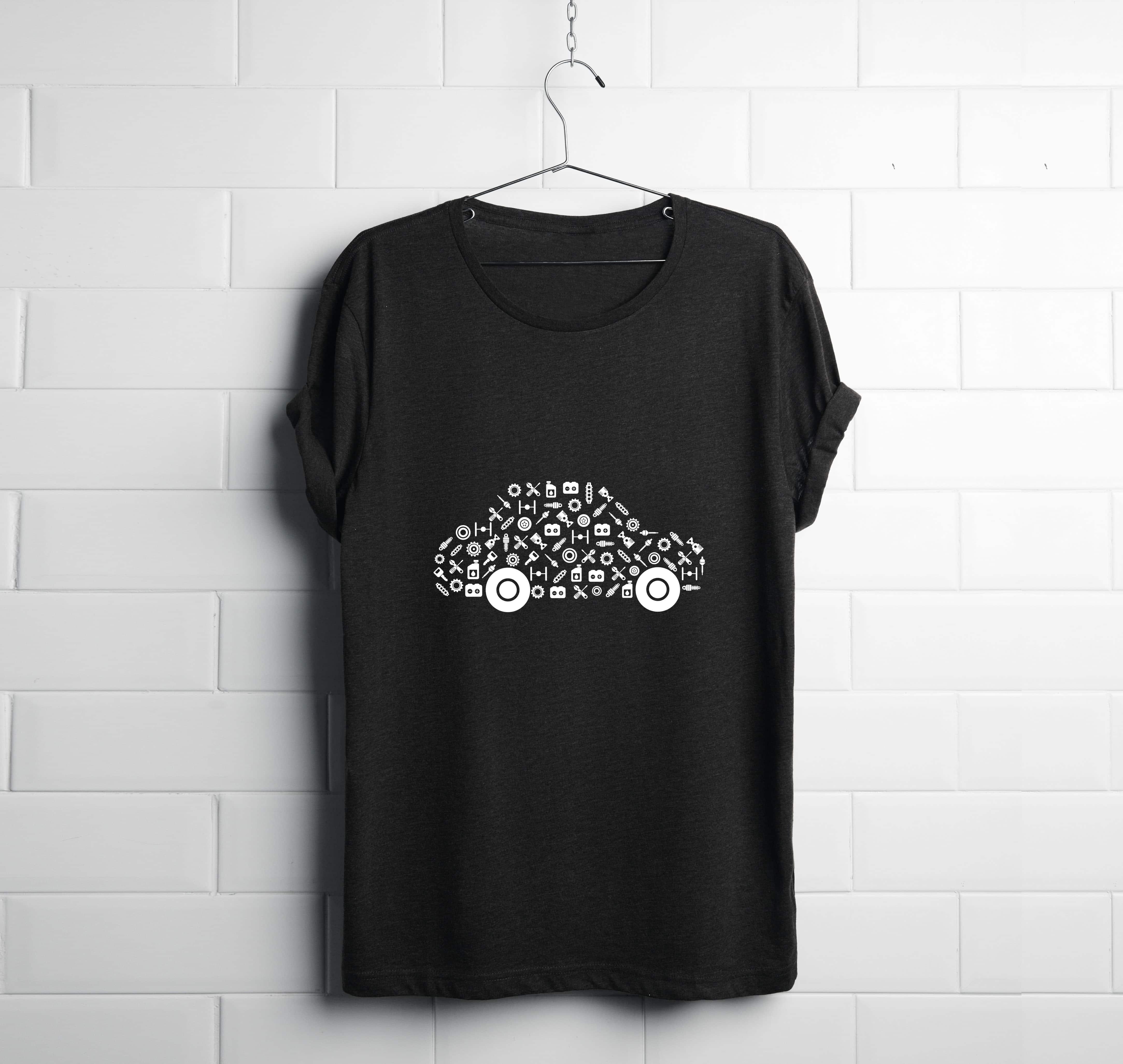 car tshirt