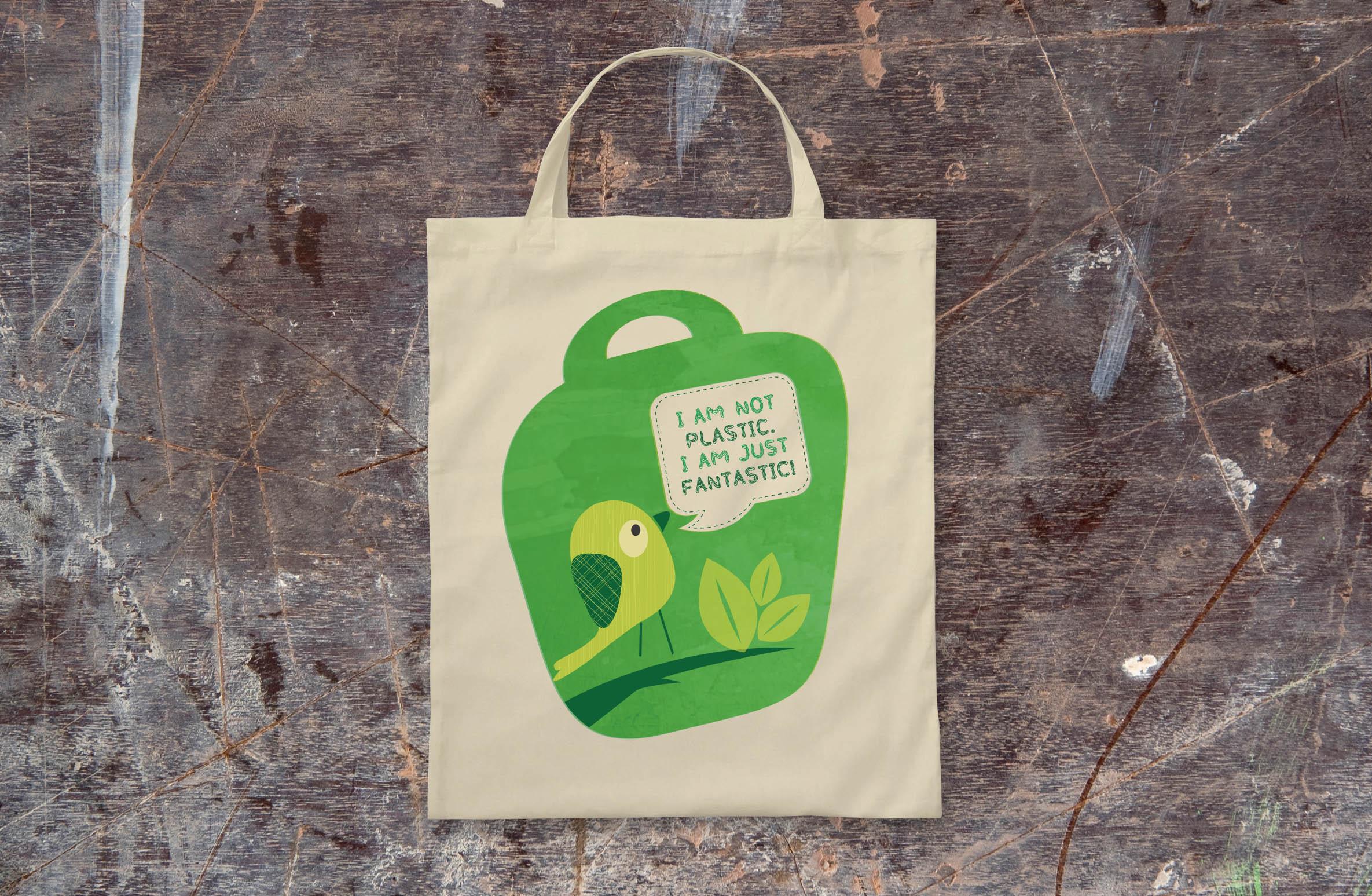 plastic fantastic bag